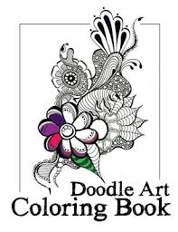 my doodle art coloring book is finally here
