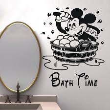 mickey wall decals mickey mouse wall decals bathroom giant mickey mouse clubhouse wall decals