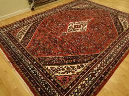 persian handmade wool mahal bidjar sarouk burdy black