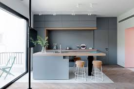Indoor:Small Apartment Kitchen White And Bright With Table Kitchen Also  Small Chairs The Bright