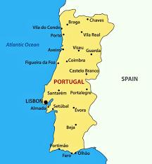 Karten von Portugal   Karten von Portugal zum Herunterladen und Drucken