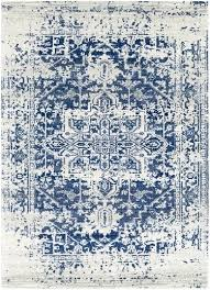 blue and white rug striped somethings gotta give