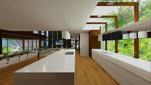 Chris Clout Design Kitchen In This New Resort Style House On The Resort Style Home Designs