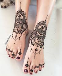 Henna Hip Designs Image May Contain One Or More People And Closeup Henna