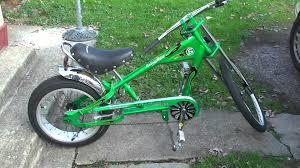 schwinn orange county choppers stingray bike in sony hd youtube