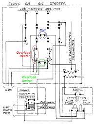 contactor and overload wiring diagram kwikpik me 240 volt contactor wiring diagram at Contactors Wiring Diagram
