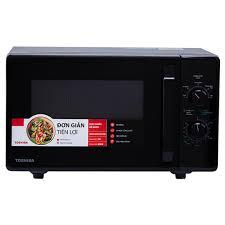 Lò vi sóng cơ không nướng Toshiba MW2-MM24PC(BK) dung tích 24 lít chính  hãng, giá rẻ