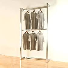 commercial retail portable wall mounted