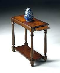 small chairside table. Small Chairside Table End