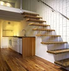 Incredible Hanging Stairs Design Cable Suspended Stairs Architecture  Pinterest Cable Home
