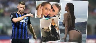 Барбора шкриняр / фото instagram. Sexy Laska Slovenske Hvezdy Uhranula Italii Fantasticka Lady Skriniar Blesk Sport