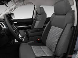 2018 toyota tundra front seat