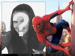 spiderman photo effect to edit with ur picture