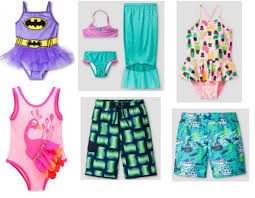 Target: 40% off Kid's Bathing Suits - My Frugal Adventures