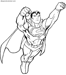 see all coloring pages categories. Superman To Color For Kids Superman Kids Coloring Pages