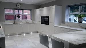 high gloss tiles modern white floor within 17