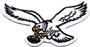 Philadelphia Eagles Alternate Logo - National Football League (NFL ...