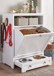 all in one storage. Interesting One Enjoy The Convenience Of Food Leash And Toy Storage Plus A Feeding  Station All In One Stylish Compact Space With Our Pet Feeder Station And All In One Storage
