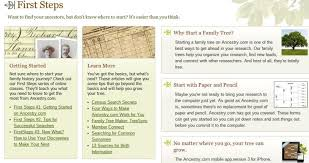 Make A Family Tree Online Free Climb Your Family Tree With These Online Genealogy Tools