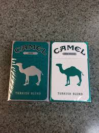 Camel Ultra Lights Camel Jade Vs Jade Silver Not What I Had Hoped Review In