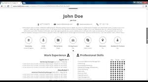 how to make infographic cv realtime cv online tool how to make infographic cv realtime cv online tool