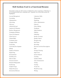 Personal Skills To Put On A Resume Personal Skills List Resume Put Examples Sample Slo A Of For