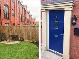 blue door house. Galeri Akomodasi Ini Blue Door House