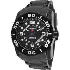 swiss legend watches commander pro silicone band watch jet com swiss legend watches commander pro silicone band watch
