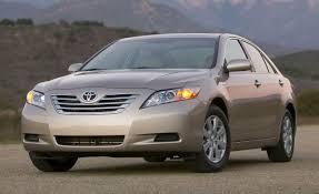 2009 Toyota Camry Hybrid | Comparison Tests | Comparisons | Car ...