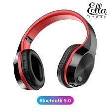 Tai Nghe Thể Thao Không Dây Ella T5 Tf 5.0 - Tai nghe Bluetooth nhét Tai
