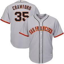 San Jersey Crawford Francisco Giants|20% Project Weblog 3-21-14