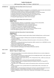 Windows Server Resume Samples Velvet Jobs