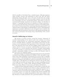 theoretical perspectives learning science in informal  page 45