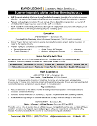 Avid Resume Template Internship Resume Template Sample Professional Likeness Add Kevincu 16