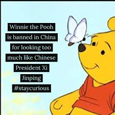 Image result for winnie xi jinping