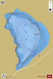 Pascal Lake Fishing Map Ca_on_pascal_lake_on Nautical