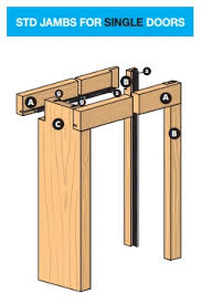 what is a door jamb. You Will Be Asked To Specify Which Require When Ordering Your Single Pocket Door Frame. What Is A Jamb