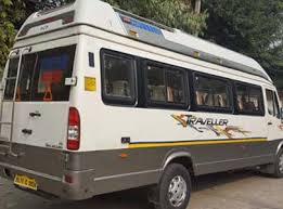 16 seater tempo traveller hire in delhi
