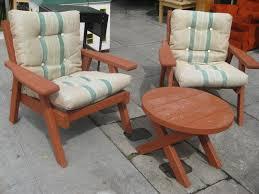 comfortable porch furniture. Hampton Bay Patio Furniture With Round Coffee Table And Comfortable Outdoor Chairs Plus Concrete Flooring Porch