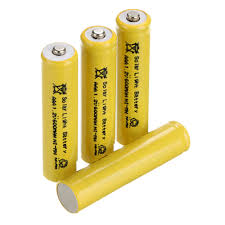 Where To Buy Solar Light Batteries Low Price New Solar Light Batteries 4 Pcs A Set Aaa 600mah