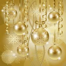 gold christmas background. Contemporary Background Christmas Background With Baubles In Gold  SeasonsHolidays Intended O