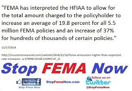 Fema Flood Insurance Quote We Must Keep Flood Insurance Affordable Stop FEMA Now 13