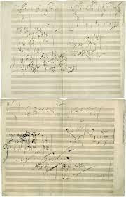 a formal analysis on beethoven s piano concerto no 3 in c minor 101 allegro manuscript sketch in beethoven s