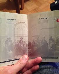 New Canadian Passport Design Newest Canadian Passport Features Hidden Images Only Visible