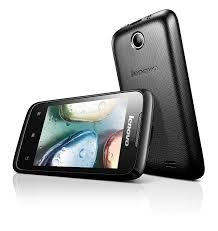 Lenovo A369i (Black, 4GB) : Amazon.in ...