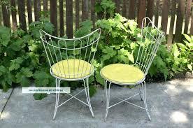 retro metal lawn chairs design of patio furniture garden amp antique exterior plan vintage original colors retro lawn chairs