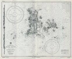 Us Navy Nautical Charts Japan Formosa Strait Pescadores Islands Hatta Retto Rover