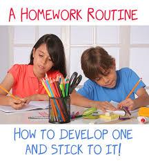 Doing Homework FamilyCorner com