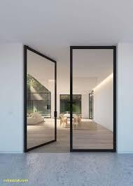 home office doors inspirational double glass door with steel look
