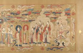 investiture of a daoist deity work of art heilbrunn timeline  investiture of a daoist deity